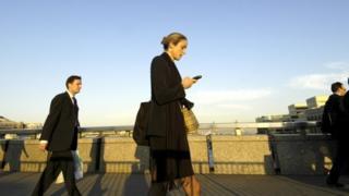 London commuters