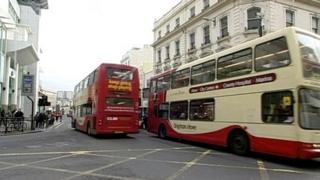 Brighton buses
