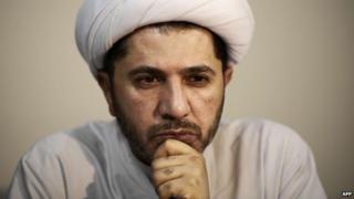 Sheikh Ali Salman (file)