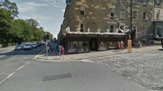 Queen Street, Edinburgh