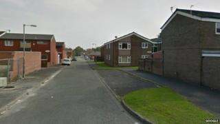 Lindfield Drive in Bolton