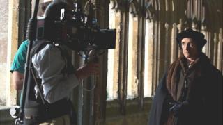 Mark Rylance (Thomas Cromwell)