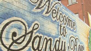 Sandy Row mural