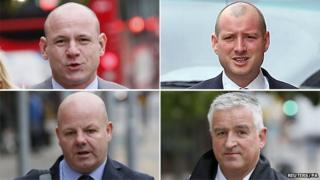 Accused sun journalists