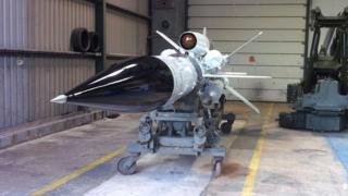 Bloodhound missile