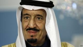 File photo: King Salman, 12 April 2012