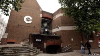 Ceop headquarters in London