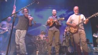 Shooglenifty playing at Celtic Connections 2015