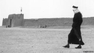 Man in Sharjah, 1934