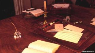 The Bronte table