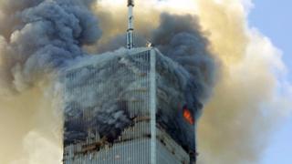 Attack of World Trade Centre