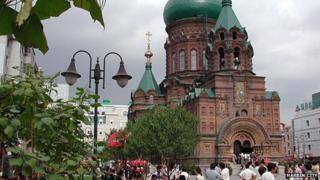 St Sophia's Orthodox Cathedral, Harbin