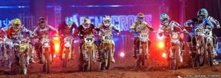 Arenacross riders