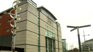 Laganside Courts Complex, Belfast