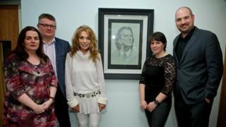 Gerry Anderson portrait unveiled