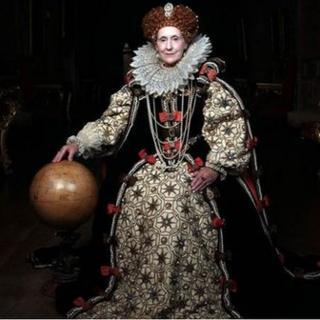 Anita Dobson as Elizabeth I