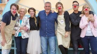 Jonathan Ross, Mary Berry, Zoella Paul Hollywood, Abbey Clancy and Gok Wan