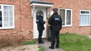 Aggravated burglary in Bridgwater