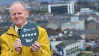 Martin McCrossan on Derry Walls