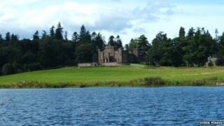 Strathallan Castle