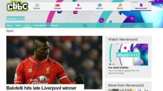 Newsround screengrab