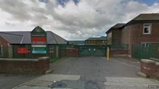 Gateshead Territorial Army Centre