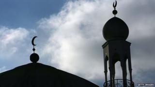 Mosque in Birmingham