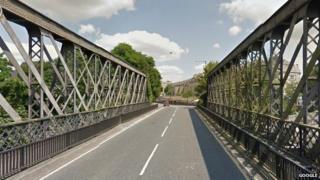 Midland Bridge, Bath