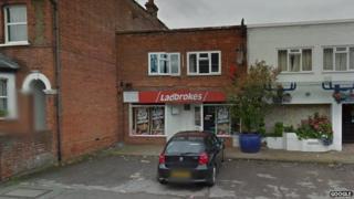 Ladbrokes in Brockenhurst Road, Ascot