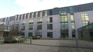 The integrated business centre in Winchester