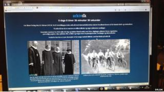 Denmark's free digital archive