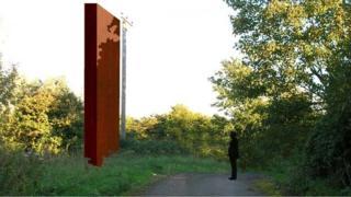 Slave trade memorial design Remembrance