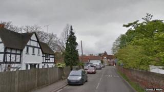 Sutton Road, Cookham