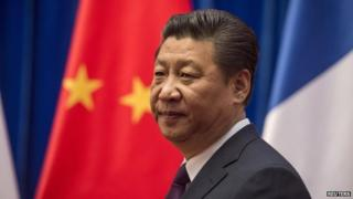 Papers say Mr Xi wants to narrow the gap between China's rich and poor citizens