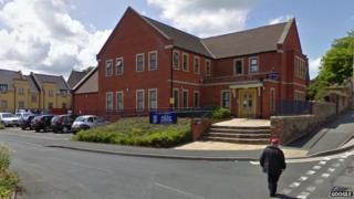 Ludlow police station