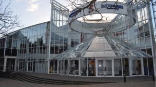 Buttermarket Shopping Centre, Ipswich
