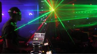 Nairobi nightclub