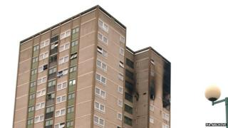 Harrow Court flats