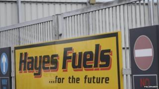 Hayes Fuels