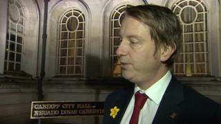 Cardiff Council leader Phil Bale