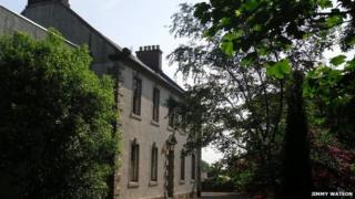 Huntershill House