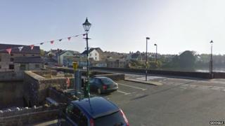 Pont Llyn y Felin