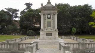 Bournemouth War Memorial