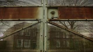 Former detention centre, Medomsley