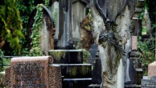 Britain's Victorian cemeteries are running out of space
