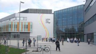 Suffolk New College, Ipswich