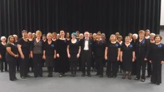 Isle of Man Women's Institute Choir