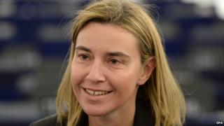 Federica Mogherini, High Representative of the EU for Foreign Affairs and Security Policy, 11 March 2015