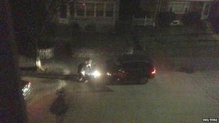 Boston gunfight