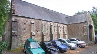 Bishop's Barn, Wells